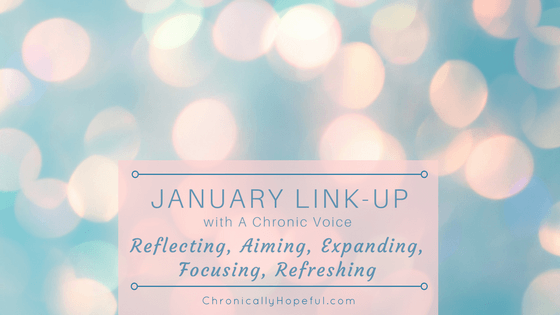 Jan 2018 Reflecting Aiming Expanding Focusing Refreshing BLOG