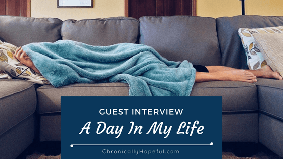Interview Day In My Life, BLOG